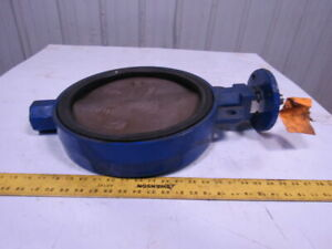 Keystone Fig Ar1 12 Resilient Seat Wafer Type Butterfly Valve 175psi 723 Trim