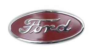 8n Red Belly Ford Tractor Oem Replica Replacement Hood Emblem