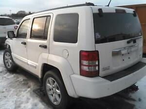 2008 Jeep Liberty Rear Bumper Assembly 139k