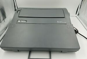 Smith Corona Electric Typewriter Sl 580 With Keyboard Cover Tested