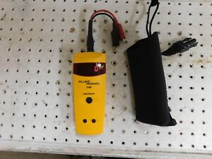 Fluke Networks Ts90 Cable Fault Finder Wire Length Tester Handheld Tdr Coax
