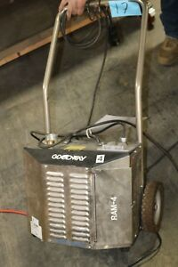 Goodway Ream a matic Ram 4 Chiller Tube Cleaner