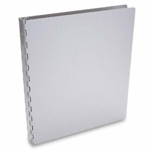 Machina Three ring Binder For Presentation Archiving Or General Use 90 Sheets