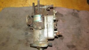 Massey Ferguson 1100 Perkins 354 Diesel Lucas Cav Injection Pump
