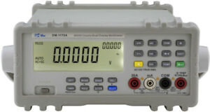 Unisource Dm 1170a Bench Digital Multimeter