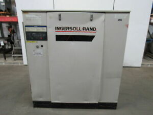 Ingersoll Rand Ssr ep100 100hp Rotary Screw Air Compressor 460v 446cfm 140a 3ph