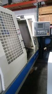 Okuma Cadet Mate 4020 Cnc Vertical Machining Center
