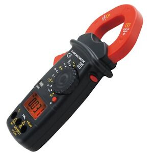 Digital Clamp Meter Autorange Phase Sequence Test Dc Ac Voltage Ac Current Diode
