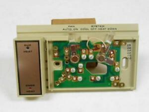 White Rodgers S28 16 1f58 910 Heat Pump Thermostat Subbase Only 40502