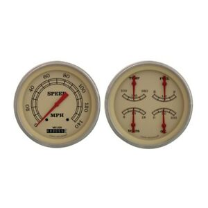 1947 53 Chevy Gmc Pickup Truck Gauges Electric 12v Hot Rod Custom Rat Lowrider