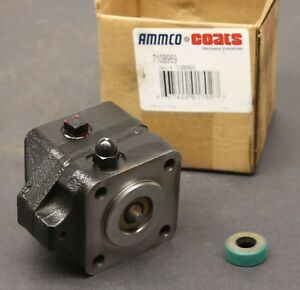 Ammco Coats 7105969 Hydraulic Pump For Hit 5000 Heavy Duty Tire Machine Changer