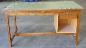 Unknown Brand Drafting Table 72 Long X 36 Wide X 39 Tall