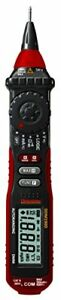 Pen type Digital Multimeter W 5v Logic Level Test By Dawson Tools