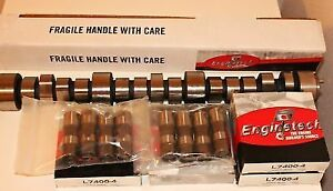 96 00 Chevy 454 7 3 Bbc Cam Roller Camshaft Lifters