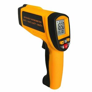 50 1 Ds Professional Infrared Ir Thermometer Pyrometer 392 3002 f 200 1650 c