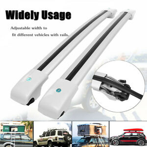 Car Top Roof Rack Cross Bar Assembly Luggage Carrier For Jeep Cherokee 2014 2017