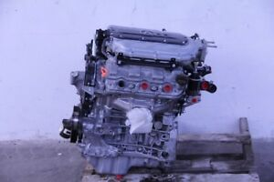 Acura Tl 09 14 3 5l 6 Cyl Engine Motor Long Block Assembly 40k Miles 2009 2014