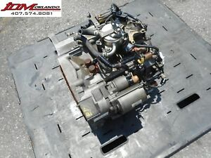 03 07 Honda Accord 3 0l V6 Automatic Transmission Jdm J32a