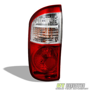 For 2004 2005 2006 Toyota Tundra Double Cab Tail Light Brake Lamp Lh Driver Side