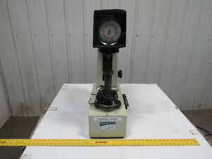 Wilson B503t Rockwell Hardness Tester Damaged