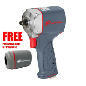 Ingersoll Rand 15qmax 3 8 Drive Quiet Ultra compact Impact Wrench