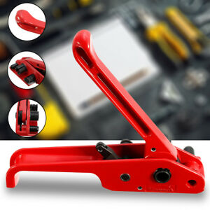 Steel Cable Tie Gun Tensioning Cutting Tool For Plastic Cable Nylon Fastener