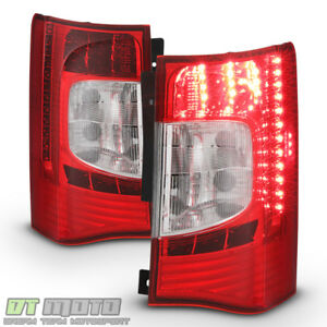 2011 2016 Chrysler Town Country Led Tail Lights Replacement 11 16 Brake Lamps