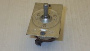 Cutler Hammer 45a 7400 2 Toggle Switch 4 position Maintained Nnb