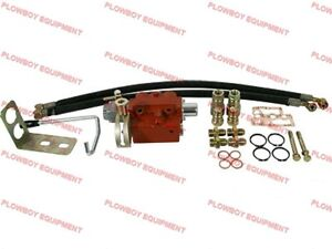 Mf738kt Hydraulic Valve Kit For Massey Ferguson Tractor 35 50 65 135 165 253