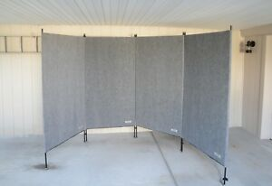 4 Carpeted Display Panels Gallery Panels By Armstrong Products Mint