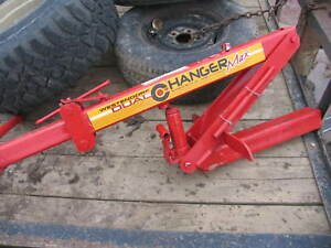 Westendorf Tractor Dual Changer Max John Deere Ford Case Ih Allis New Holland