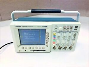 Tektronix Tds3054b Digital Phosphor Oscilloscope 500 Mhz 4 channel With Tds3gm