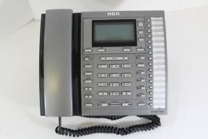 Rca 25404re3 a 4 line Business Phone Caller Id Office Speaker Executive Series