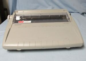 Vintage Brother Correctronic Gx 6750 Electronic Typewriter In Working Condition