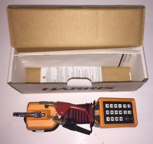 Harris now Fluke Ts22 4 009 Test Set W angled Pin Clips Liquidation Sale