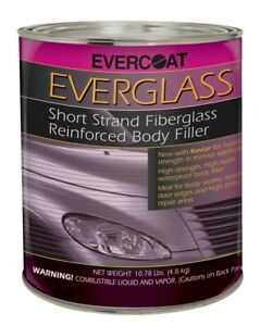 Evercoat 622 Everglass Short Strand Fiberglass Reinforced Body Filler Gallon