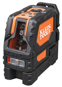 Klein Tools 93lcls Plumb Spot Self leveling Cross line Laser Level