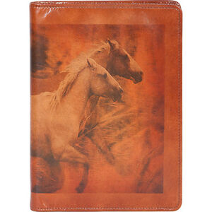 Scully Leather Desk Journal Blank Page Notebook Business Accessorie New