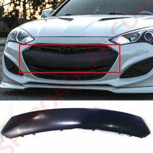 Grille Front Bumper Center For 2013 Genesis Coupe Oem Parts