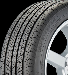 Fuzion 002853 Uhp Sport A S 225 45 17 Xl Tire Set Of 4
