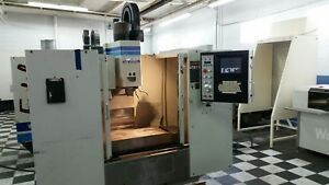 Fadal Vmc 15xt Cnc Vertical Machining Center