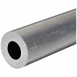6061 t6 Aluminum Round Tube Od 3 4 Wall 1 4 Inch Length 72