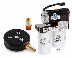 Airdog Ii 4g 200 Gph Lift Pump Free Sump Kit 98 04 Dodge Ram 5 9l Cummins
