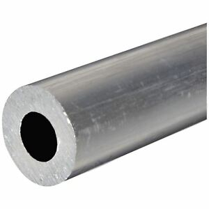 6061 t6 Aluminum Round Tube Od 3 Wall 0 750 3 4 Length 12