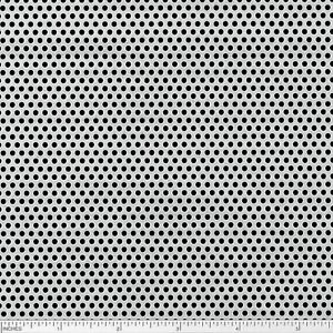 Steel Perforated Sheet Thickness 0 075 Width 24 Length 36 Hole 3 32