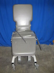 Biodex Medical Systems 056 605 Rolling Ultrasound Table Hydraulic Adjustable