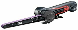 3m 33575 File Belt Sander For Auto Body Repair With Cubitron Ii Abrasives 18 In