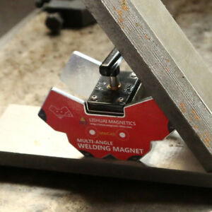 Mwc4s Welding Magnet Holder Magnetic Clamp On off Multi angle Switch Small