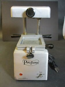Proform Dental Lab Vacuum Former For Mouth Guard Thermoforming