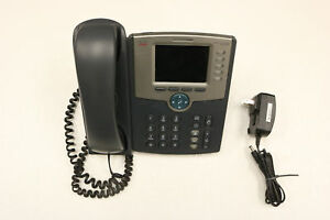 Cisco Spa525g2 5 Line Ip Phone Color Display
